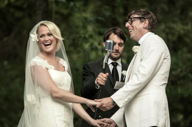 photo patrick carney of the black keys got married the
