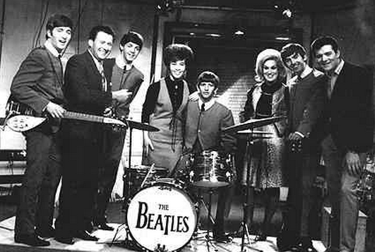 Video The Beatles First Tv Appearance Was 49 Years Ago