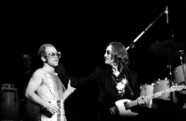 Video John Lennon S Last Concert Performance The Strut