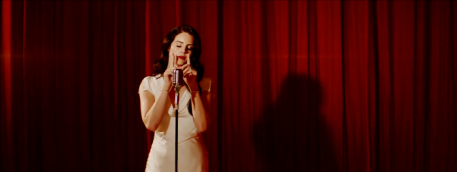 Video: Lana Del Rey – Burning Desire - The Strut