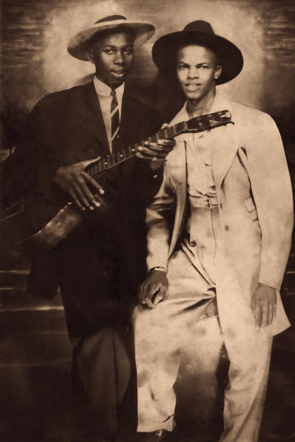 Robert Johnson And Johnny Shines