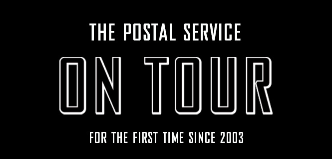 The Postal Service Tour Dates