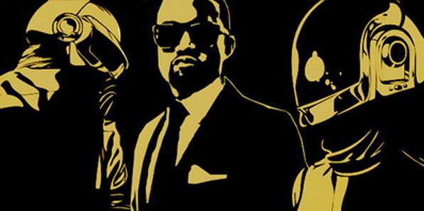 The Hood Internet – Doin' It Good (Kanye West vs Daft Punk