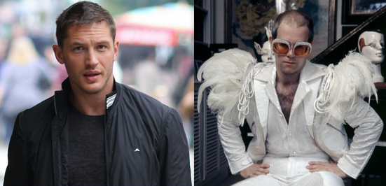 Tom Hardy Rocketman