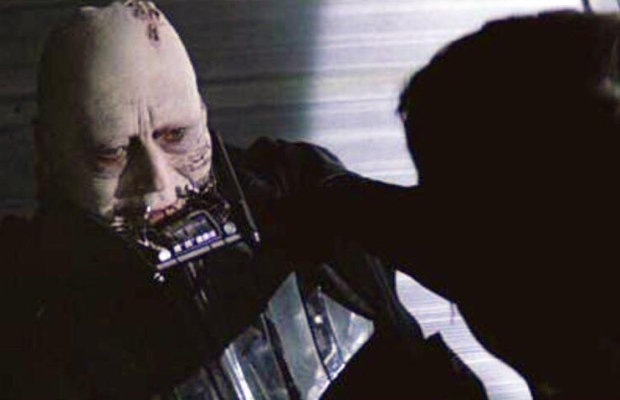 Billy Joel playing harmonica kind of looks like a dying Darth Vader - The Strut